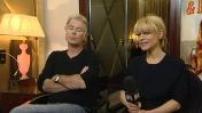 """movie Output """"Boule et Bill"""": interview Dubosc actors Foïs and Crombez"""