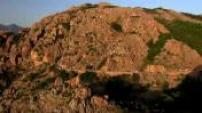Aerial Corsica Piana Creeks