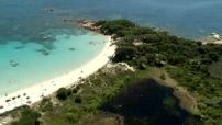 Les plus belles plages de France : la plage de Palombaggia en Corse