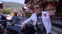 Turbo of 08/25/2013 - Unusual: Philippe Manoeuvre, rock in Harley!