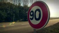 TURBO du 15/02/2015 - Enquête : la limitation de vitesse à 80 km/h sur les routes accidentogènes de France