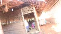 Ecole coranique de Rohingyas près de Sittwe, Birmanie 02