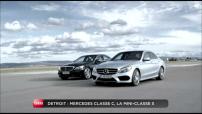 TURBO du 22/03/2015 - Essai : Mercedes Benz C63 S AMG