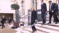 Régionales 2015 Ile de France : passation de pouvoir entre Valérie Pécresse et Jean-Paul Huchon