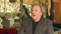 """Interviews Gérard Depardieu et Benoit Poelvoorde pour """"Saint Amour"""""""
