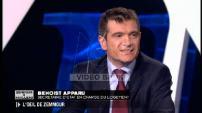 BENOIST APPARU - CORINNE LEPAGE - ALAIN DUHAMEL - FRANTZ (03/02/12 - REDIFF M6 : 05/02/12)