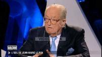Jean-Marie Le Pen / Xavier Niel / Philippe Sollers