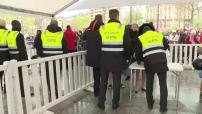 Paris Fair 2016: fig. security and affluence measures