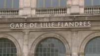 Grève SNCF : illustration de la gare de Lille Flandres