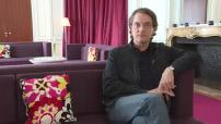 """ITW Francis Cabrel to promote his album """"In Extremis"""" / Showcase Francis Cabrel in Paris"""