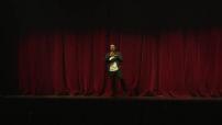 """Spectacle """"Timeo"""" mis en scène par Alex Goude au Casino de Paris"""