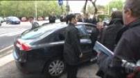 election 2012: François Bayrou visit in Nimes