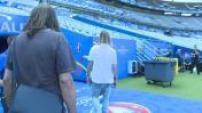 Euro 2016 : David Guetta orchestre les répétitions de la cérémonie de Clotûre