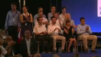 Primaires 2017 : Meeting Nicolas Sarkozy : Discours de Daniel Fasquelle et Nathalie Bouchart