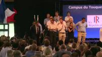 Primaires 2017 : Meeting de Nicolas Sarkozy discours 1/2