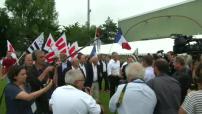 Université d'été des Républicains 2016 : Arrivée de Laurent Wauquiez et ITW de Nathalie Kosciusko-Morizet