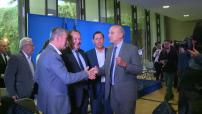 Conférence de rentrée d'Alain Juppé : pas de commentaire sur la décision du parquet de Paris qui demande le renvoi de Sarkozy devant la justice