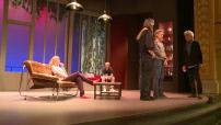"""Théâtre : répétitions + représentation de la pièce """"L'heureux élu"""""""