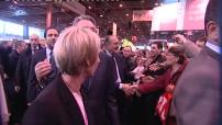 Jacques Chirac au Salon de l'Agriculture 3