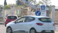 Illustrations extérieurs de la base aérienne d'Istres