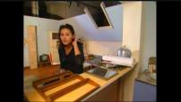 """Interview Virginie Ledoyen + tournage """"Jeanne et le garçon formidable"""""""