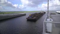 Ecluse de la nouvelle digue protégeant la Nouvelle Orleans