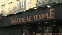 Audrey Lamy au Théâtre Le Temple