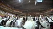 16/9ème -- LES HISTOIRES QUI FONT L'ACTU : La secte moon, le plus grand mariage du monde (Channel 4)