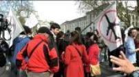 Notre Dame des Landes : nouveaux affrontements entre manifestants et forces de l'ordre