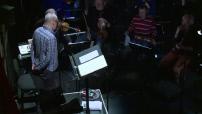 """Présentation de la comédie musicale """"Singin' in the rain"""" au théâtre du Châtelet : spectacle (1)"""