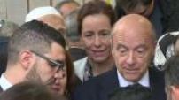 Sarkozy says Valérie Pécresse support to Alain Juppé