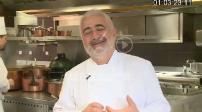 Grand chef Guy Savoy