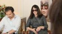 """David et Madame Hansen"" : Interview Isabelle Adjani et Alexandre Astier"