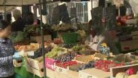 Images assez neutres du marché d'Aligre