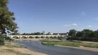 Illustration gares d'Indre et Loire + baby foot + studio répétition