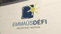 Logo EMMAUS DEFI