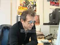 Interview Philippe Manoeuvre au sujet des nouveaux singles de Noir Désir