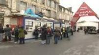 Ouverture du festival de la BD d'Angoulême