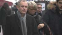 Déclaration de François de Rugy en sortant du quartier général de Manuel Valls