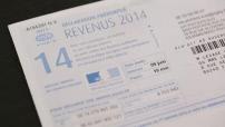 Image neutre de déclaration de revenus 2014