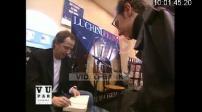 VU PAR LAURENT BOYER : Liane Foly, Fabrice Luchini, Philippe Noiret