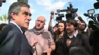 Présidentielle 2017 / Campagne électorale : François Fillon rencontre des viticulteurs dans le Gard