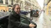 Présidentielle 2017 / Campagne électorale : Nicolas Sarkozy reçoit les tenors de la droite à son bureau de la rue de Miromesnil