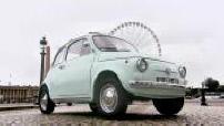 Retrospective Fiat 500