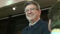 Présidentielle 2017 : Jean-Luc Mélenchon à l'ESSEC