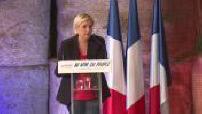 Marine Le Pen campaign in Britain (3/4)