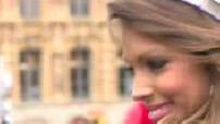 Iris Mittenaere de Miss France à Miss Univers, bain de foule à Lille