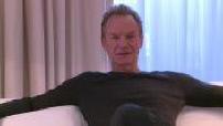 Nouvel album de Sting : ITW et captation de son concert à l'Olympia