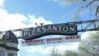 Pleasanton, petite ville typique de Californie
