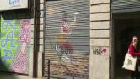 Le street art au féminin : Portrait de Méthyl'n 4/4